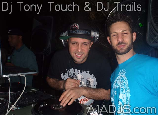 Dj Tony Toca & DJ Trails - Afterparty at Cafiena