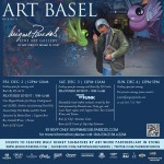 Dj Trails Art Basel Event