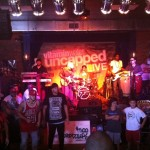 Uncapped Live Stage Photo