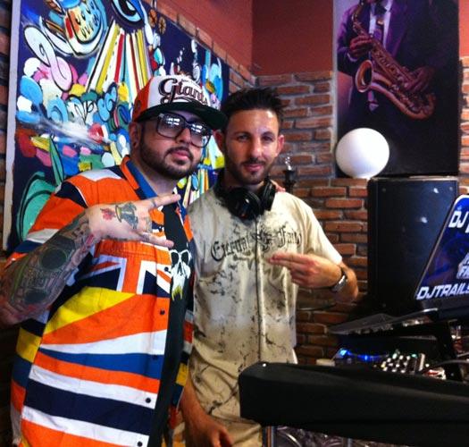 Lex One Wizard Sleeve & DJ Trails