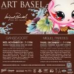 Art Basel DJ in Miami Design District