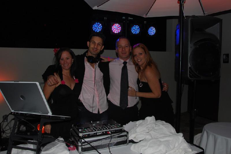 Coconut Grove DJ Pink Party