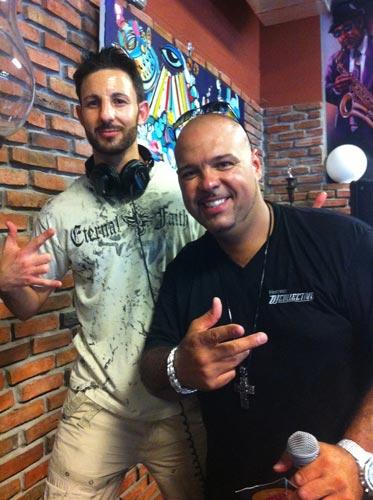 Dj Trails & DJ Laz Power 96