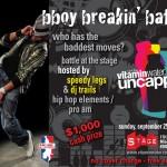 Vitamin Water Breakdance Battle Miami
